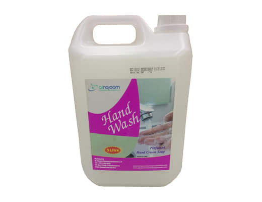 Handsoap Liquid-White